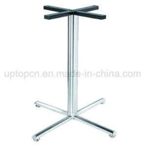 Popular Cross Stainless Steel Table Base (SP-STL051) pictures & photos