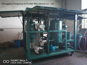 Double Stage Hv Mineral Transformer Oil Purifying Machine pictures & photos