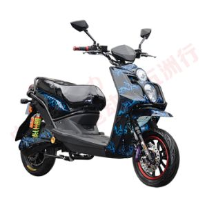 72V20ah 1500W Long Range High Clambing Property Adult Electric Motorcycle Scooter pictures & photos