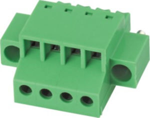 VDE Standard Plug-in Terminal Block (WJ15EDGKCM) pictures & photos
