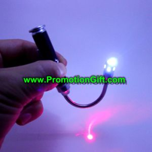 2 in 1 LED Flashlight Laser Pointer pictures & photos