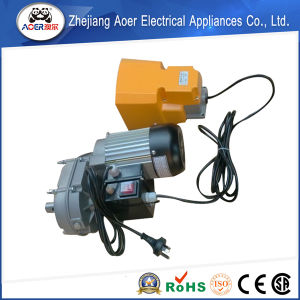 AC Single Phase Asynchronous Low Rpm 250 Watt Geared Motor pictures & photos