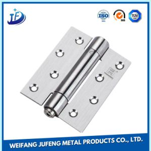 Customized Precision Stainless Steel Sheet Metal Stamping Concealed Cabinet Hinge pictures & photos