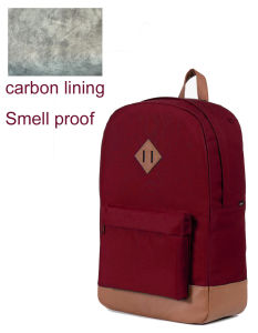 Odorless Sport Backpack Bag with Carbon Lining pictures & photos