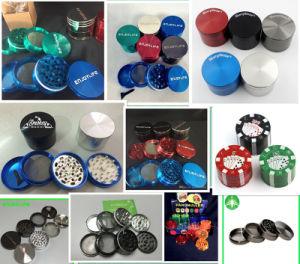 China Manufacturer Smoking Weed Grinder, Tobacco Herb Grinder, Zinc Alloy Sharpstone Grinders pictures & photos