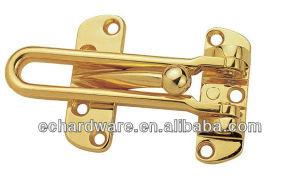 Hot Sale Zinc Alloy Gold Door Guard (DGE001) pictures & photos