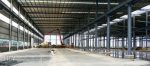 Low Cost Steel Frame for Warehouse pictures & photos