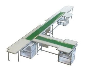 High Quality Conveyor Made of High Density PVC pictures & photos