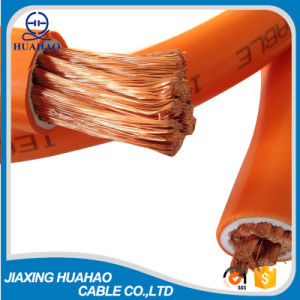 Double PVC Insulated Copper Condcutor Welding Cable (25mm2 50mm2 70mm2) pictures & photos