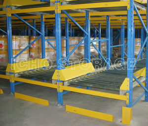 High Density Gravity Flow Racking for Coolroom (FIFO) pictures & photos