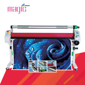 Semi Auto Heat Assist Cold Laminating Machine (MC-1700M1) pictures & photos