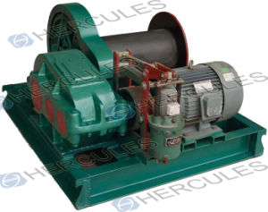 Single-Drum Hand Winches Elecric Winches pictures & photos