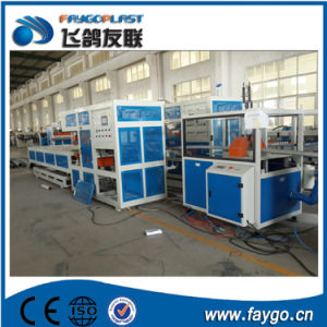PVC Drainage Pipe Making Line pictures & photos