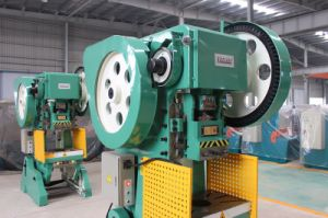 J23-63ton Automatic Aluminum Sheet Metal Stamping Machine pictures & photos