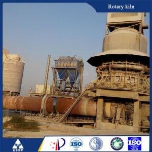 Energy-Saving Big Lime Rotary Kiln Supplier 1000tpd Rotary Kiln pictures & photos