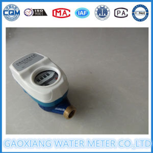 Brass Body Wireless Connection Water Meter pictures & photos