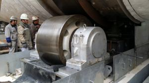 Wear Resistant Support Roller Assembly of Ratory Kiln pictures & photos