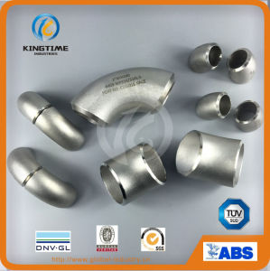 Stainless Steel Fitting 90d Elbow with TUV Wp304/304L Pipe Fitting (KT0122) pictures & photos
