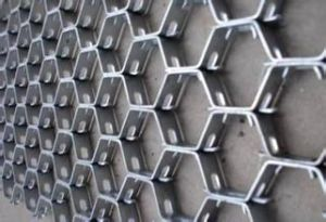 Testudinate Mesh of High Temperature Resistant Stainless Steel