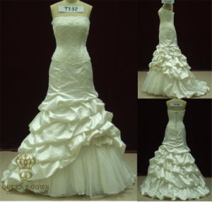 Bubble Skirt for Wedding Bridal Dress pictures & photos
