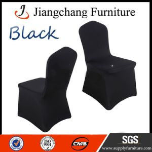 Black Spandex Chair Cover for Wedding (JC-YT67)