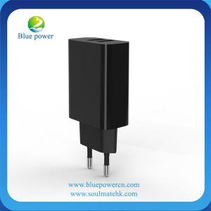 5V 2.1A EU Plug Mobile Phone Travel Charger