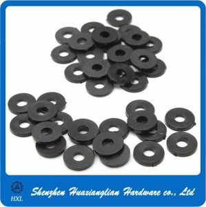 M3 PVC/PE/Delrin/POM/Nylon White Black Plastic Flat Spacer Washer pictures & photos