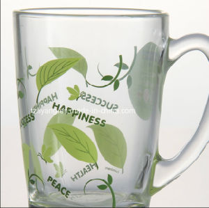 Thermal Transfer Film for Printing Glass Cup pictures & photos