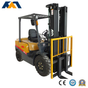 Wholesale Price Material Handling Equipment 3ton Diesel Forklift with Mitsubishi Engine Imported From Japan pictures & photos