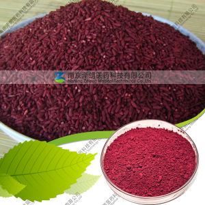Red Yeast Rice Fermented 0.4% 3% Monacolin/Lovastatin pictures & photos
