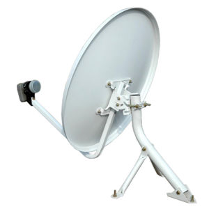 Ku Band 80cm Satellite Antenna with SGS pictures & photos
