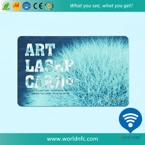 Competitive Price Smart Card 13.56MHz 1kbyte F08 RFID Card pictures & photos