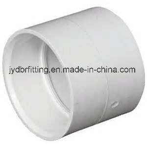 1.5 Inch Dwv Fitting PVC Coupling pictures & photos