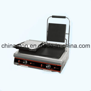 Electric Contact Grill Double (ET-YP-2A3) pictures & photos