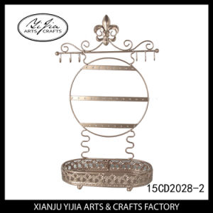 Golden Metal Earring Display Prop High Quality pictures & photos