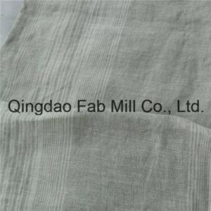 Vetro Linen Fabric for Elegant Hometextile (QF16-2501) pictures & photos