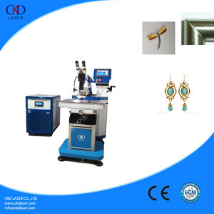 Laser Welding Machine for Gold jewellery pictures & photos