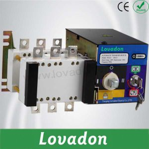 Hgld Series 250A 4p Automatic Transfer Switch pictures & photos