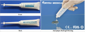 Low Adherent Dressing Hydrogel Wound Care Hydrogel Dressing pictures & photos