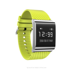 Bluetooth Smart Bracelet with Heart Rate Monitor (X9Plus) pictures & photos