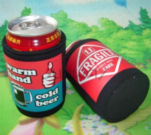 Custom Printed Neoprene Beverage Can Holder, Beer Stubby Cooler (BC0077) pictures & photos