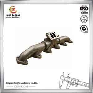 Exhaust Manifold High Temperature Solenoid Valve Manifold Cast Iron Exhaust Manifold pictures & photos