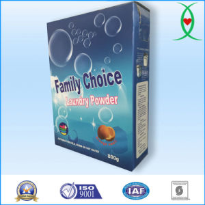 Family Best Choice High Foam Customized Laundry Clothes Washing Detergent Powder pictures & photos