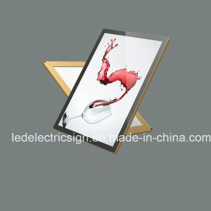 LED Light Box Single Frame Aluminum Signs for Advertising pictures & photos