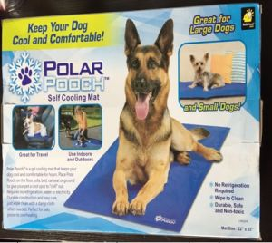 Polar Pooch Self Cooling Pet Mat pictures & photos