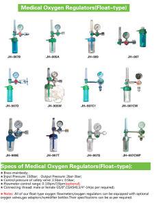 Oxygen Regulator & Humidifier Bottles pictures & photos