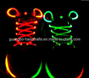 LED Flashing Shoelace Tipping Film Belt pictures & photos