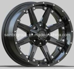 17 Inches Concave Alloy Wheel, off Road Rims pictures & photos