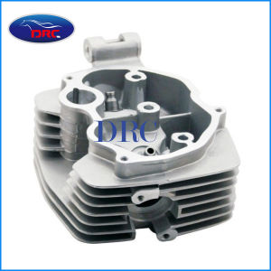 Motorcycle Spare Part Cylinder Head Component for Cg125 Engine Part