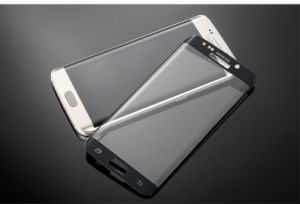 Mobile Phone Accessories Tempered Glass for Samsung Galaxy S6 Edge pictures & photos